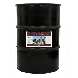 Brown - Premium One Coat 100% Acrylic Barn & Fence Paint - 55 Gallon