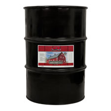 Red - Premium One Coat 100% Acrylic Barn & Fence Paint - 55 Gallon