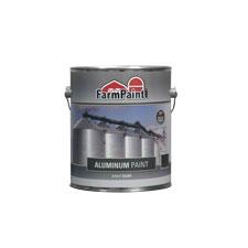 Premium Aluminum Paint - 1 Gallon