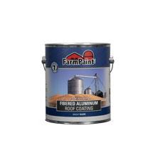 7-Year Premium Fibered Aluminum Roof Coating - 1 Gallon