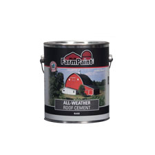 All-Weather Roof Cement - 1 Gallon