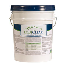 EquiClear - Arena Dust Control - 5 Gallon Pail