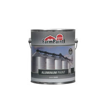 Premium Aluminum Paint - 1 Gallon