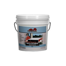 White Elastomeric Roof Patch - 1 Gallon