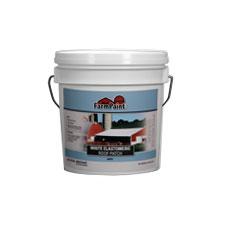White Elastomeric Roof Patch - 1 Gallon