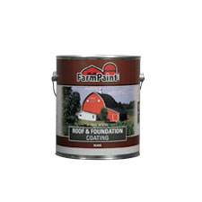 Fibered Roof and Foundation Coating - 1 Gallon