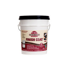 Liquid Fence Rubberized Coating - Finish Coat - White - 1 Gallon