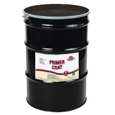 Liquid Fence Rubberized Coating - PRIMER Coat - White - 55 Gallon